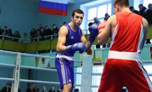 Ангарский боксер Василий Зверян стал бронзовым призером чемпионата России