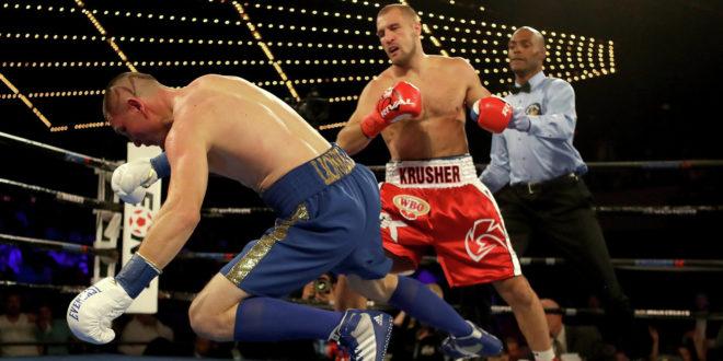Сергей Ковалев вернул титул чемпиона мира WBO, победив украинца Шабранского