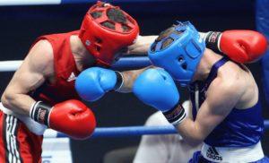 Золотая медаль на Кубке мира по боксу среди нефтяных стран