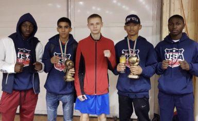 Боксеры Иркутской области завоевали золото и серебро на международном турнире