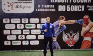 В Ижевске с 17 по 21 апреля состоялся Кубок России по боксу
