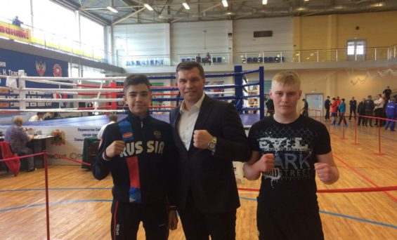 Состоялось Первенство Сибирского федерального округа среди юношей 15-16 лет