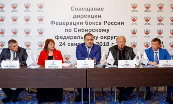 Михаил Федяев назначен председателем Совета Дирекции Федерации бокса России в СФО