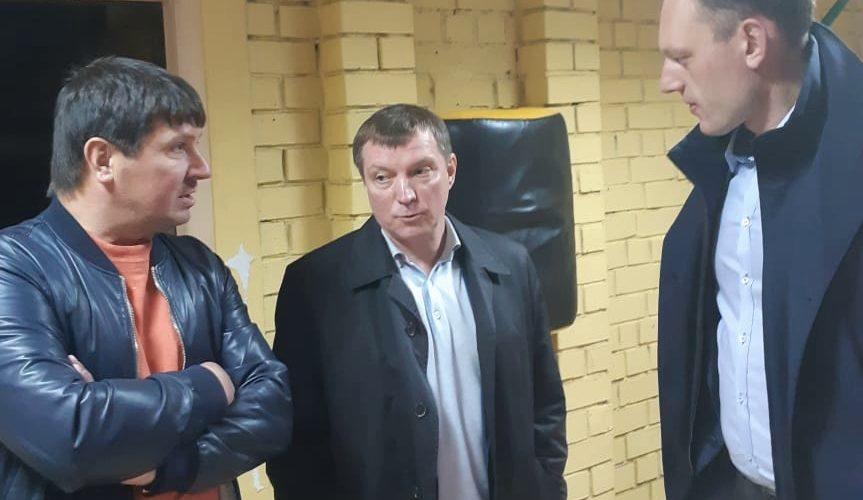 В Иркутск с рабочим визитом прибыл исполнительный директор Дирекции Федерации бокса России в СФО
