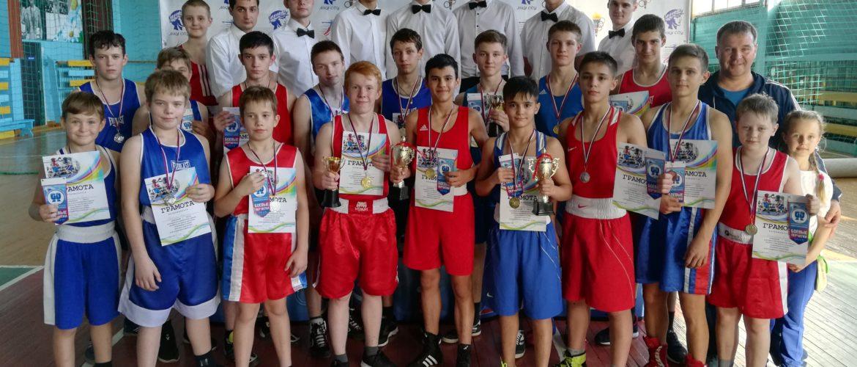 Открытое первенство Усть-Кута по боксу