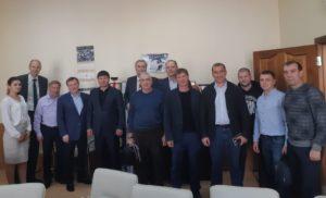 Итоги визита исполнительного директора Дирекции Федерации бокса России в СФО в Иркутск