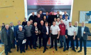 Чемпионат ВУЗов Иркутской области по боксу