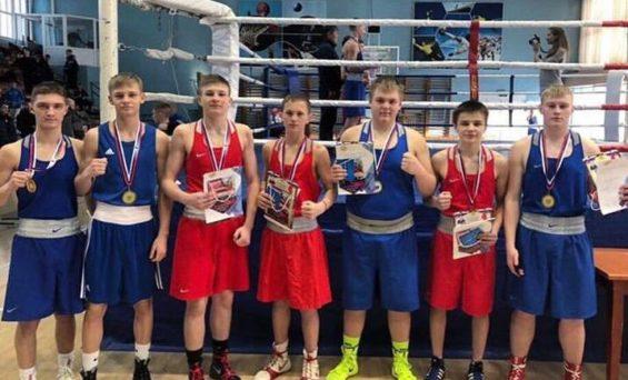 Первенство Иркутской области по боксу среди старших юношей