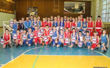 Всероссийский турнир по боксу класса «Б»