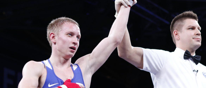 Первенство Европы по боксу среди юниоров 19-22 лет