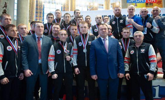 Командный Кубок России по боксу