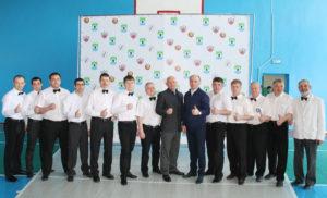 Первенство Иркутской области по боксу среди юношей 13-14 лет