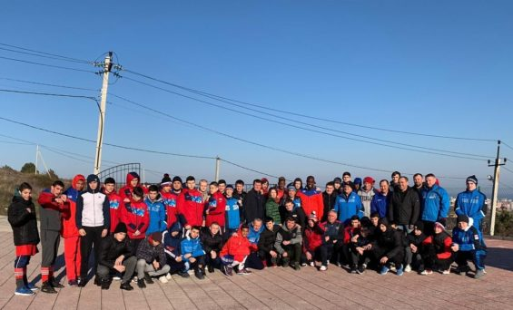 Международный турнир по боксу в Анапе