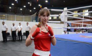 Алёна Тремасова победила на первенстве Европы по боксу среди девушек 15-16 лет