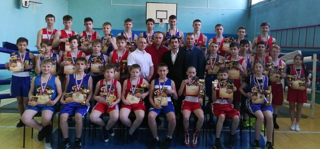 Первенство города Усть-Кута по боксу