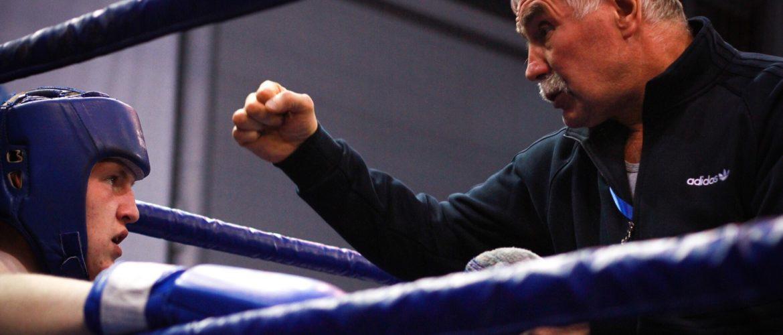 Первенство России по боксу среди юниоров