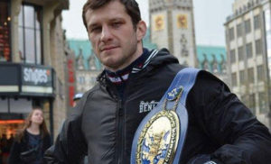 Игорь Михалкин завоевал титул IBO