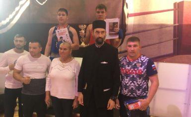 Всероссийский турнир по боксу памяти Кошкина