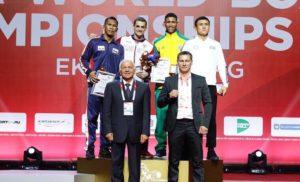 России отлично выступила на чемпионате мира по боксу