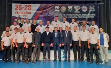Итоги Чемпионата СФО по боксу среди мужчин