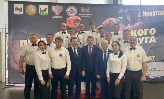 Итоги Первенства СФО по боксу среди юниоров и юниорок