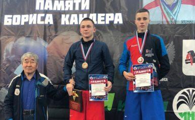 Чемпионат Иркутской области по боксу среди мужчин