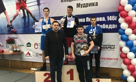 Первенство СФО по боксу среди юношей 2004-2005г.р.