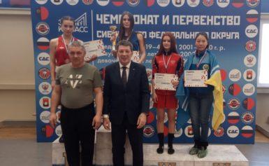 Чемпионат СФО среди женщин, Первенство СФО среди девушек и девочек