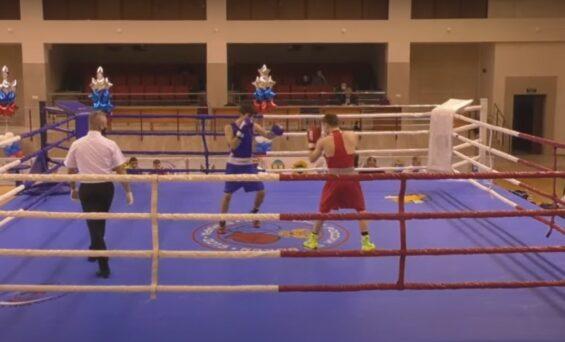 Всероссийские соревнования по боксу класса «А»