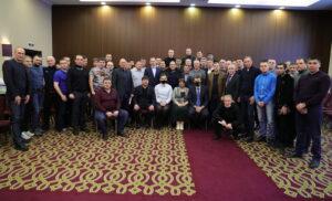 Совещание Федерации бокса России и Федерации бокса Иркутской области