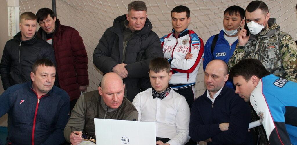Первенство Иркутской области по боксу 2021 среди юношей 15-16 лет