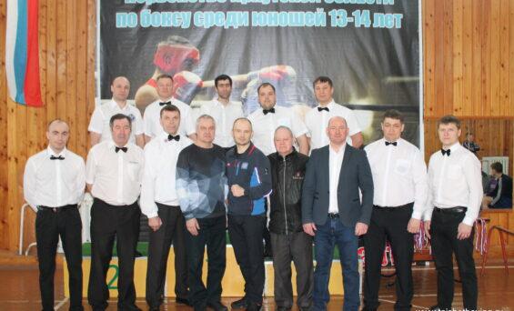 Первенство Иркутской области по боксу 2021 среди юношей 13-14 лет