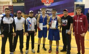 Первенство России по боксу 2021 среди юношей 15-16 лет