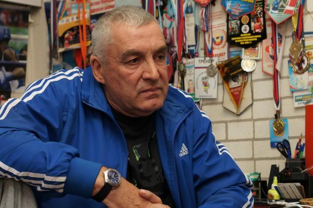 Юрий Абатулин — Заслуженный работник физической культуры Российской Федерации