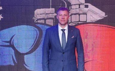 Громенко В.В. назначен председателем судейской комиссии ФБР в СФО
