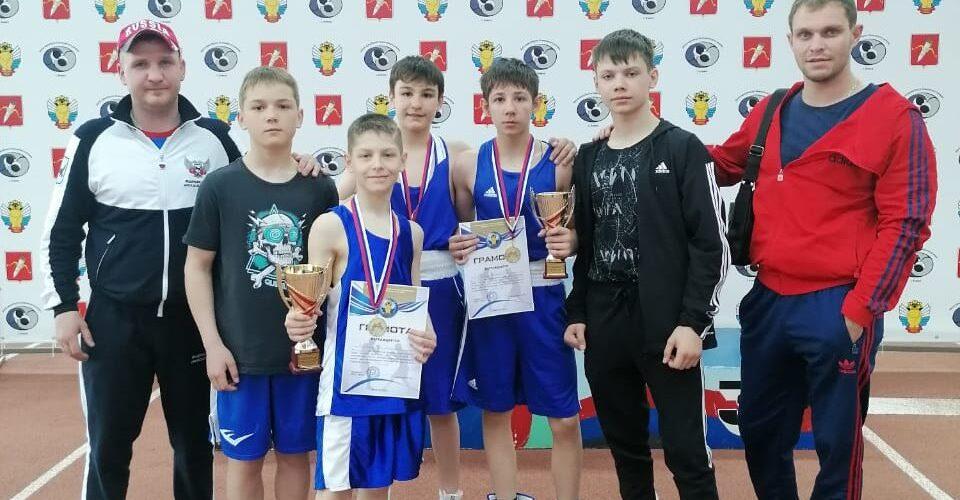 Открытое первенство Ачинска по боксу, посвящённое памяти А.Ю.Жалковского