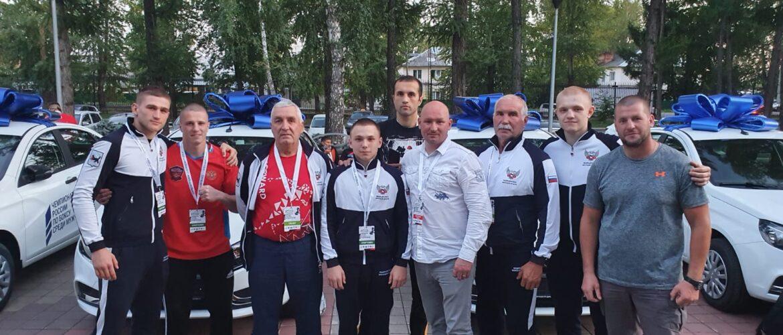 Василий Зверян — бронзовый призёр чемпионата России по боксу 2021