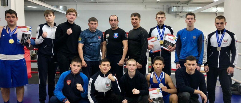 Региональный турнир по боксу на призы спортивного клуба «Сузунец»